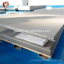 puro astm b265 cp titanio hojas gr 2 precio del metal en la India