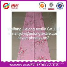home textile fabric 100% cotton peach skin home textile fabric textile cotton fabric market