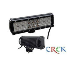 High power 54W truck Dual Row LED Light Bar Flood beam , 9L