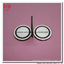 Pzt Customized Ultrasonic Sensor Ceramic Piezo Element