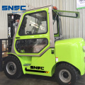 Forklift Diesel 5 Ton With Cab