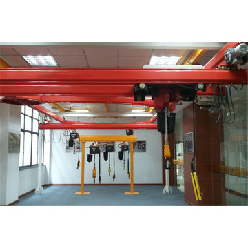 Kbk Double Beam Suspension Monorail Crane