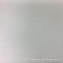 Tissu Jacquard de polyester pour le vêtement et des Textiles à la maison