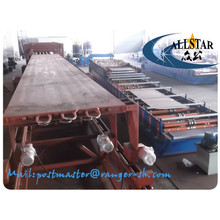 Discontinuous Polyurethane/PU Sandwich Panel making machine line