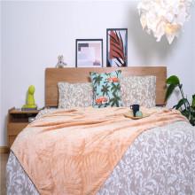 Мягкий домашний текстиль для дома, флисовые одеяла из кораллового жаккарда