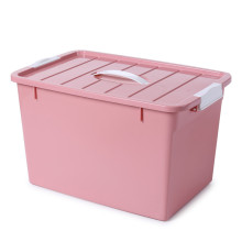 Plastic Bento Box With Lid -Big Size