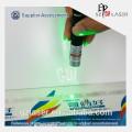 Machen Sie holographische Folienaufkleber in Rolle mit 10mm