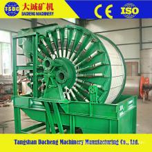 Filtro de vacío del tambor rotatorio de la maquinaria de la explotación minera