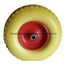 Roda de espuma de PU (400-6PU)