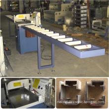 Precision Automatic Aluminum Window Rails Cutting Machine