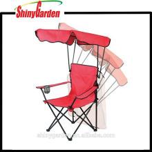 Portable Folding Canopy Stuhl, Picknick und Camping Stuhl