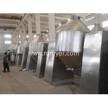 Inorganic Pharmaceutical Powder Double Cone Vacuum Dryer