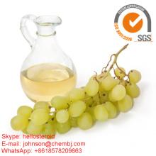 Extraits d'usine de qualité supérieure Huile de pépins de raisin 85594-37-2 Huile de pépins de raisin de solvants organiques