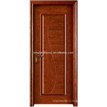 Классический краска деревянные двери MO-306 из Китай Top 10 дверь промышленности массивной древесины