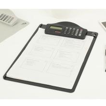 Werbegeschenk für Clip Board mit Taschenrechner, Clip Board Oi11020