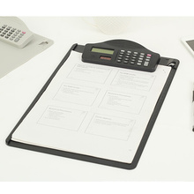 Promotional Gift for Clip Board with Calculator, Clip Board Oi11020