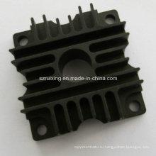 CNC-обработка радиатора для электронных и электрических изделий
