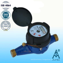 Multi Jet Dry Type IP68 Brass Water Meter
