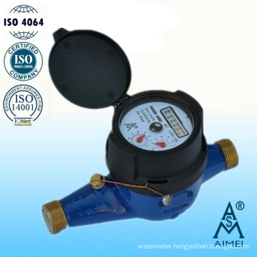 Multi Jet Dry Type Copper-Can Register Water Meter