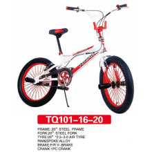 New Model of BMX Freestyle Bicycle 20""
