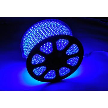 Kingunionled освещения 110V 220V белый / RGB водонепроницаемый SMD 5050 высокого напряжения Светодиодные полосы света