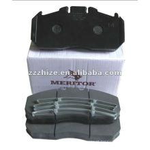 Meritor Pastilhas de freio para Yutong Kinglong / bus parts