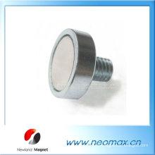 Topf-Magnet mit starker Kraft