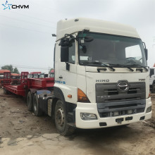 Japan Used Hino 700 Tractor Truck