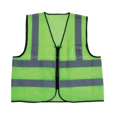 High Visibility Reflective Safety Vest with En471 (DFV1010)