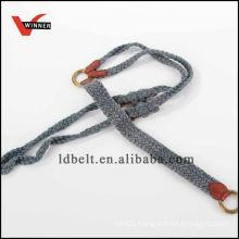 Suspender Unisex Fashion Braided Belt