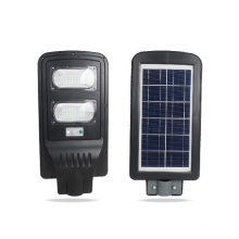 Solar Integrated Intelligent Powered Flood Street Light