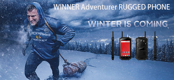 WINNER Adventurer RUGGED PHONE