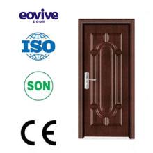 Eovive porta alta qualidade pvc avaliado do fogo porta