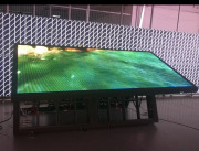 P10 Outdoor Front Service LED Display Screen (Front access screen)