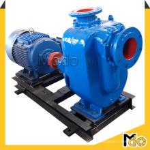 Zentrales horizontales Vakuum, das schmutzige Wasser-Pumpe anzieht