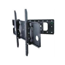 Corner Friendly Full Motion TV Wall Mount Bracket (Max 125 lbs 32 - 60 inch)