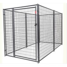 large galvanized outdoor dog kennel/metal dog run cage/pet playpen