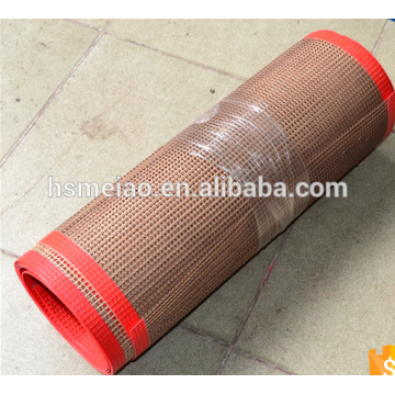 PTFE coated teflon mesh conveyor belt