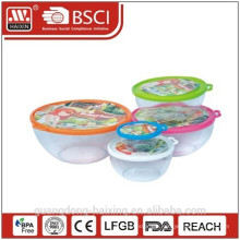 Plastic Round Food Container(2.2L)
