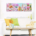 Children Room Decoration Wall Art/Happy Easter Poster/Wholesale Home Decoration Canvas Print