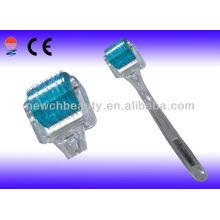 Rodillo de la derma rodillo de la piel rodillo del derma del microneedle equipo portable de la belleza con CE
