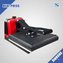 Manuelle Clamshell Custom Heat Press Machine T Shirt Druckmaschine