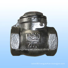 Cast Iron Swing Check Valves Threaded End