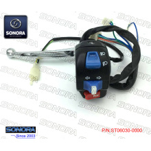 BAOTIAN BT49QT-9D3(2B)L. Handle Switch Assy-with Silver Lever (P/N:ST06030-0000) Top Quality