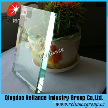 4mm 5mm 6mm Klar Float Glas / Fensterglas mit ISO