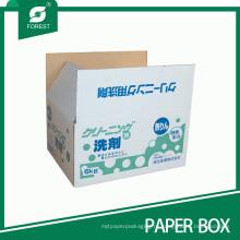 Коробка двойной стены цвета Бумажная Упаковывая для порошка Запитка Детержентного порошка