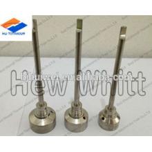 18mm Gr2 titanium domeless nail for smoking