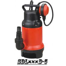 (SDL400D-5) Piscine pompe Submersible avec interrupteur à flotteur pour eaux sales