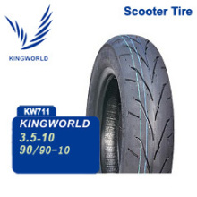neumático de la motocicleta de moto 90/90-10