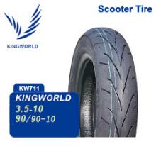 pneu de moto 90/90-10 scooter